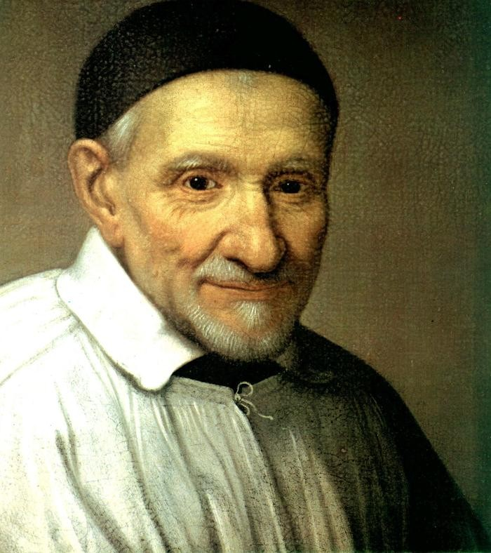 27 septembre : commémoration de Saint Vincent de Paul